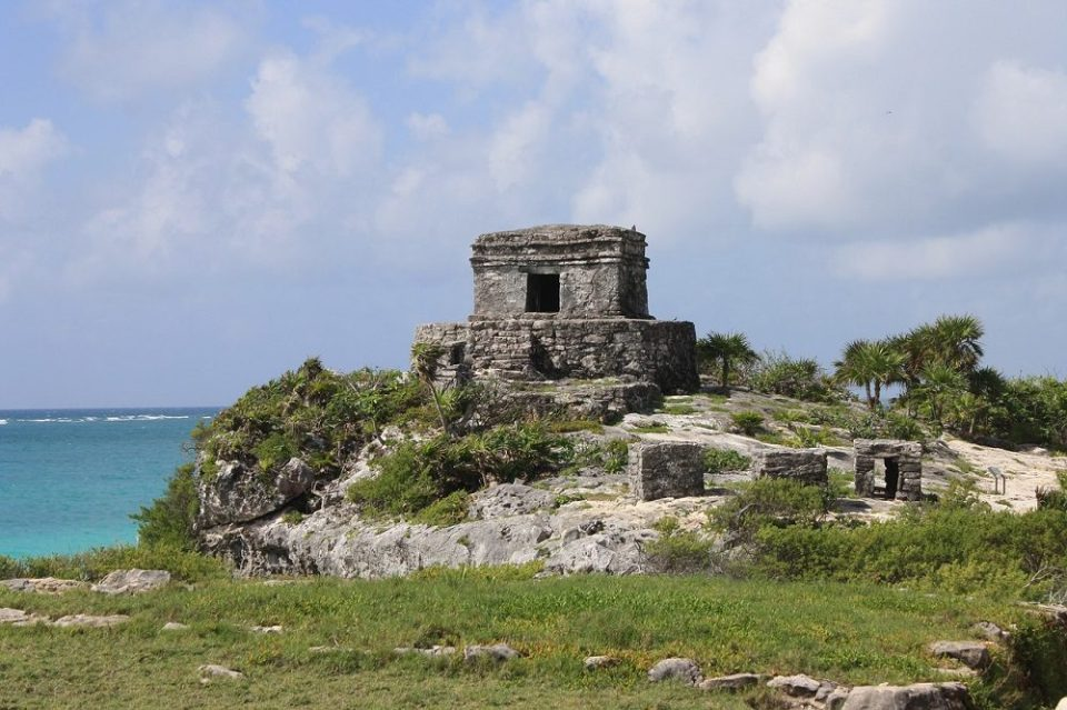 Yacimiento arqueológico de Tulum