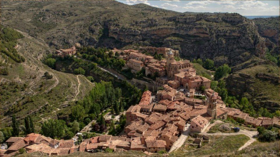 Albarracín es uno de los pueblos más bonitos de España