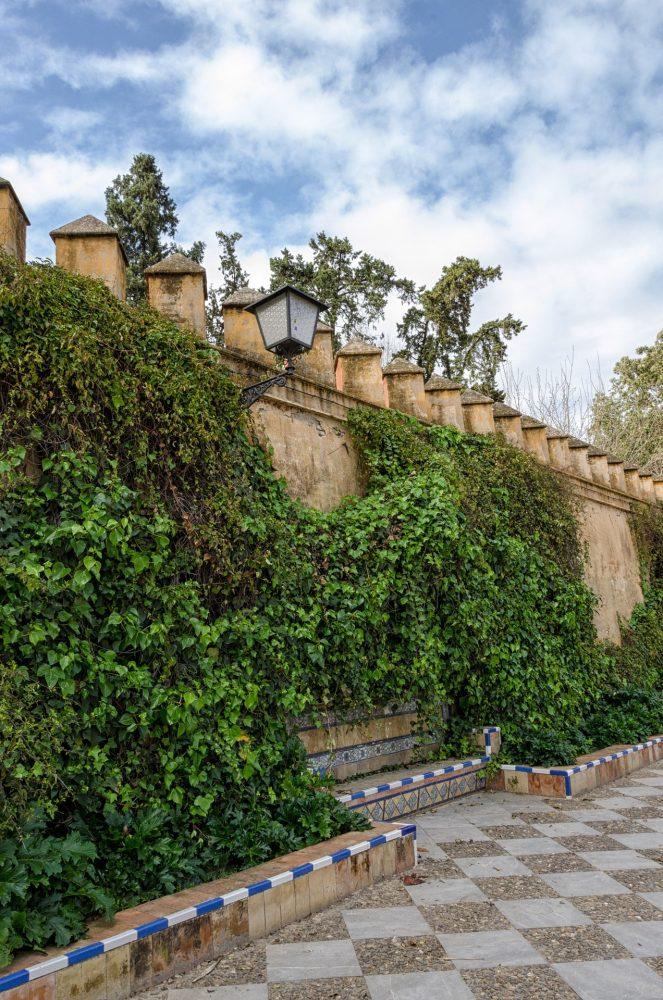 El Jardín de Murillo en Sevilla es uno de los jardines de España más visitados