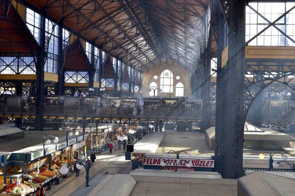 mercado de Torvehallerne