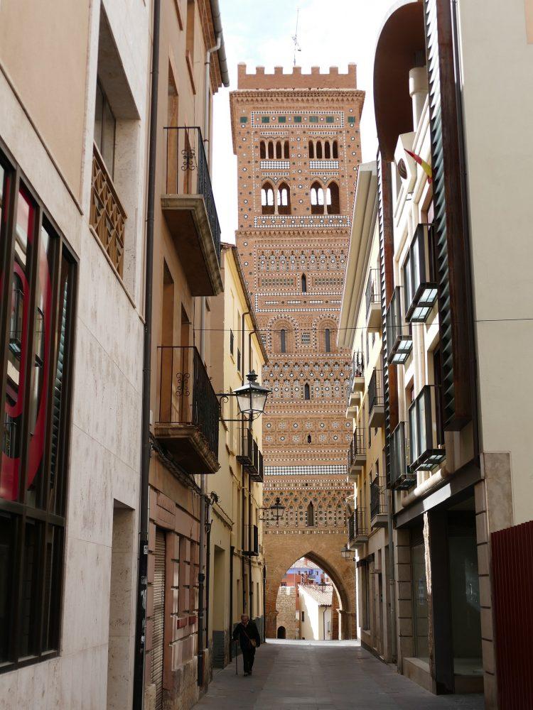 Albarracín está próximo a Teruel