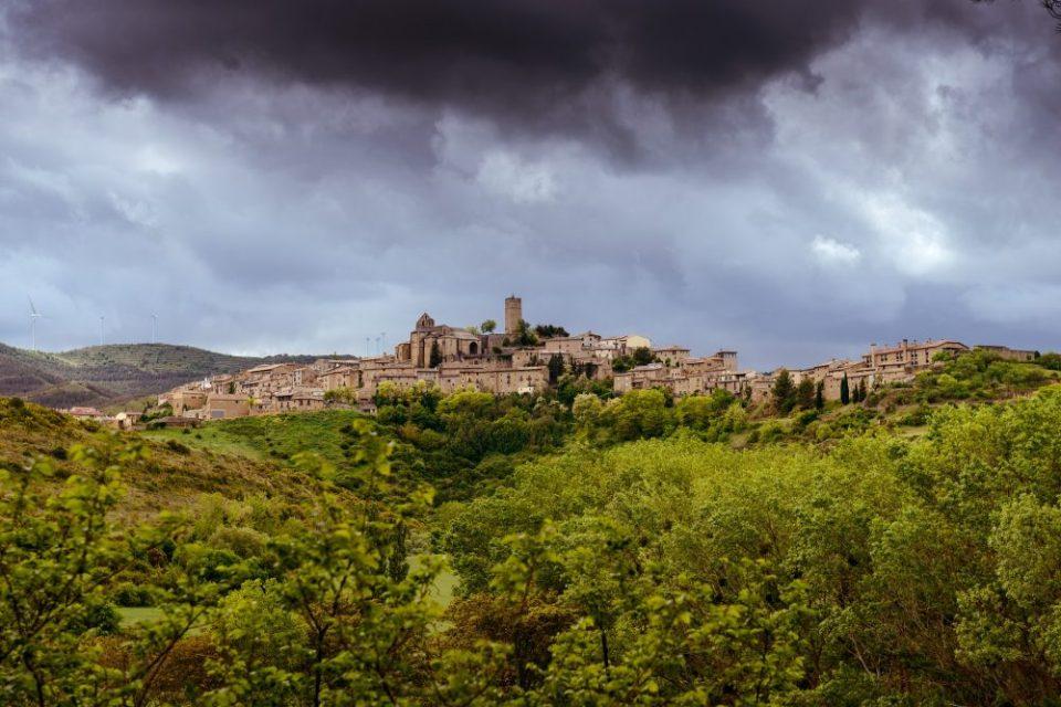 Sos del Rey Católico en Aragón, una visita imprescindible en autocaravana