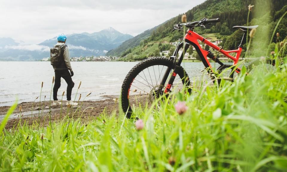Bikepacking por la naturaleza