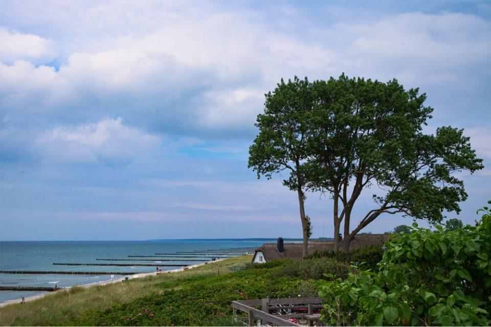 Ahrenshoop - pueblos costeros más bonitos de Alemania - mejores playas