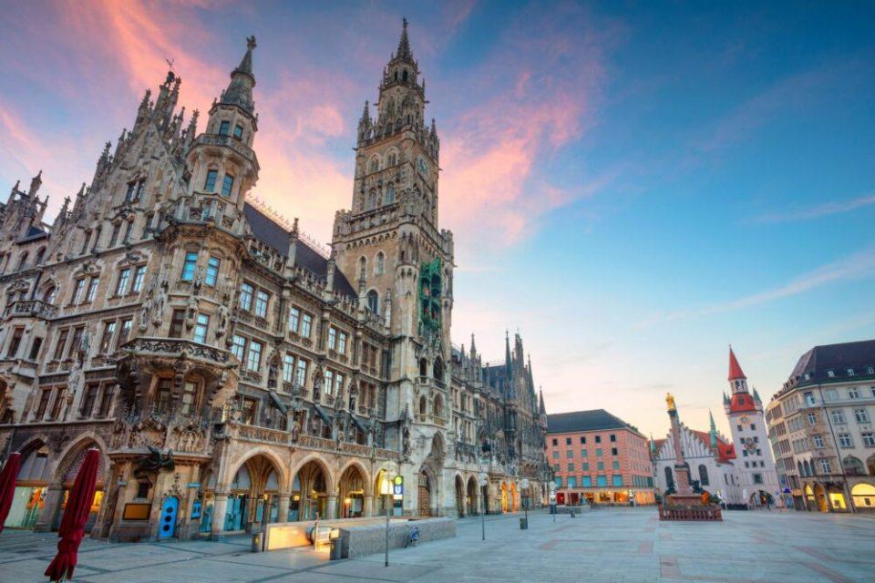 Marienplazt, la plaza principal de Múnich