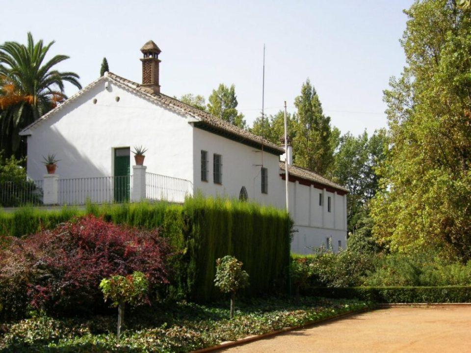 Casa de Lorca en Granada, una de las rutas literarias de España imprescindibles