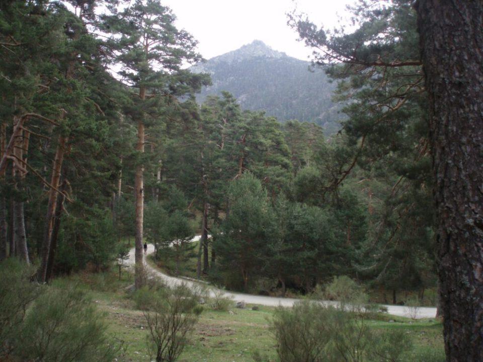 Ruta de Trekking Sierra de Guadarrama - Valle de la Fuenfría