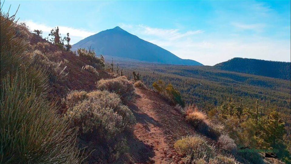 Subida al Teide a pie, una de las rutas de trekking más espectaculares y exigentes en España