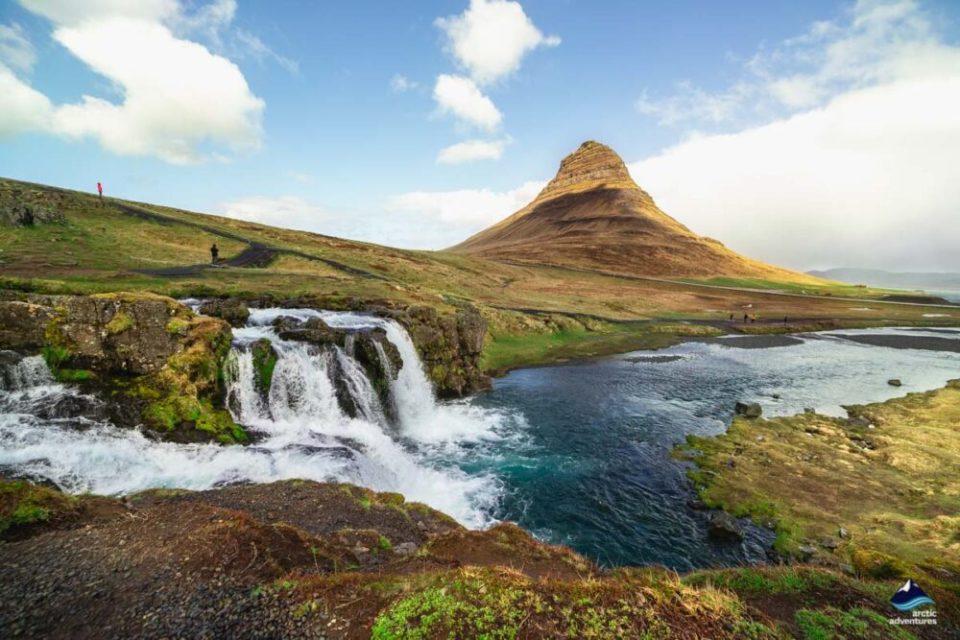 Grundarfjordur, en Islandia