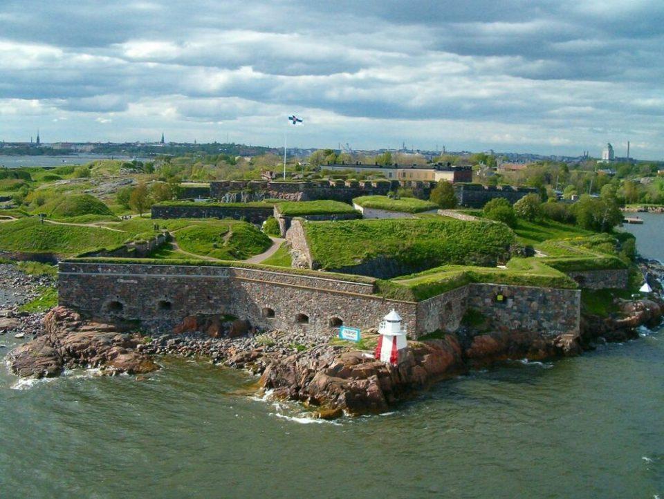 Isla fortaleza