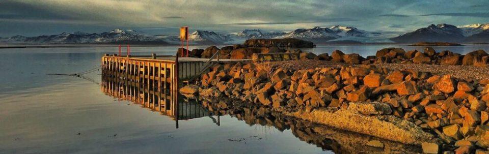 Hofn, uno de los pueblos costeros más bonitos de Islandia