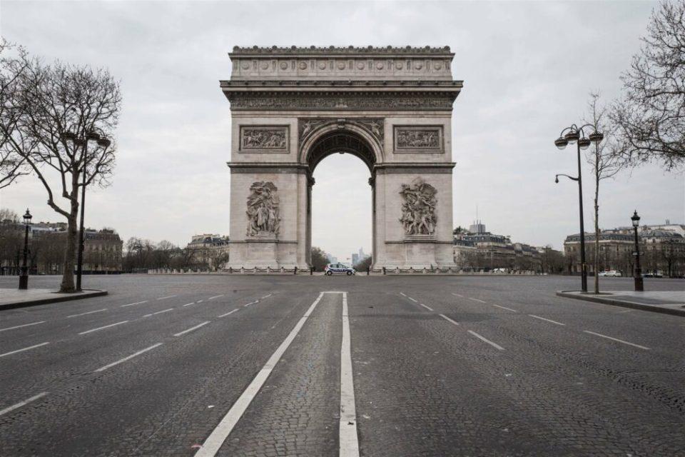 imágenes de ciudades desiertas por el coronavirus