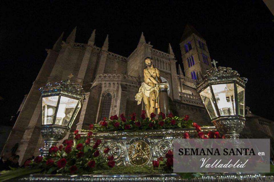 Atado a la Columna -Semana Santa de Valladolid