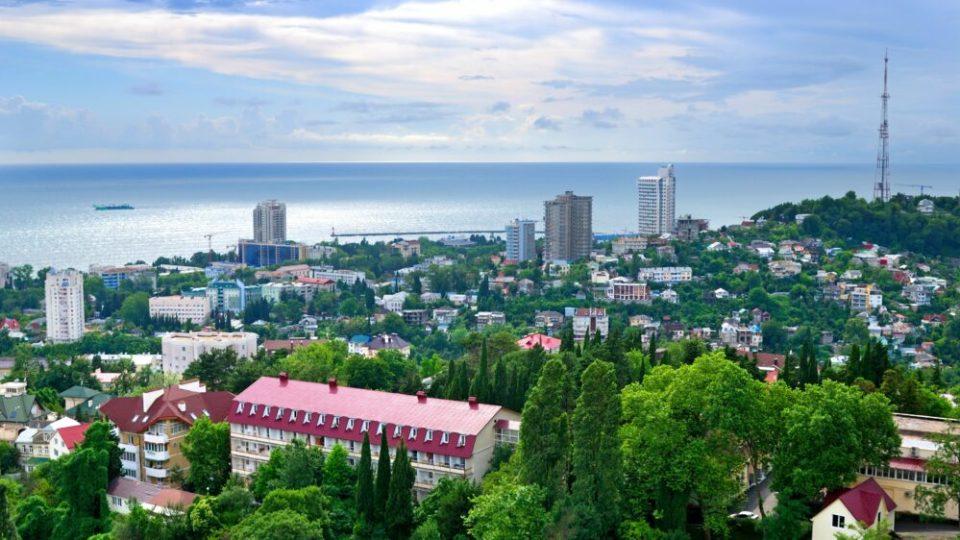 Sochi, la ciudad de los Juegos Olímpicos de Invierno