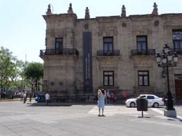 Guadalajara's Downtown
