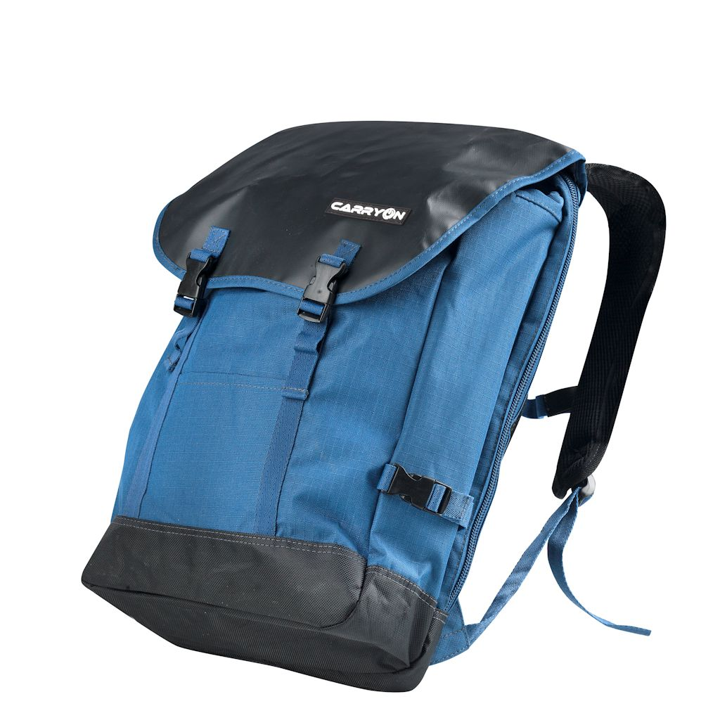 04eaee16b4e Carryon Daily Laptop Backpack Rugzak Blauw Luggage 4 All