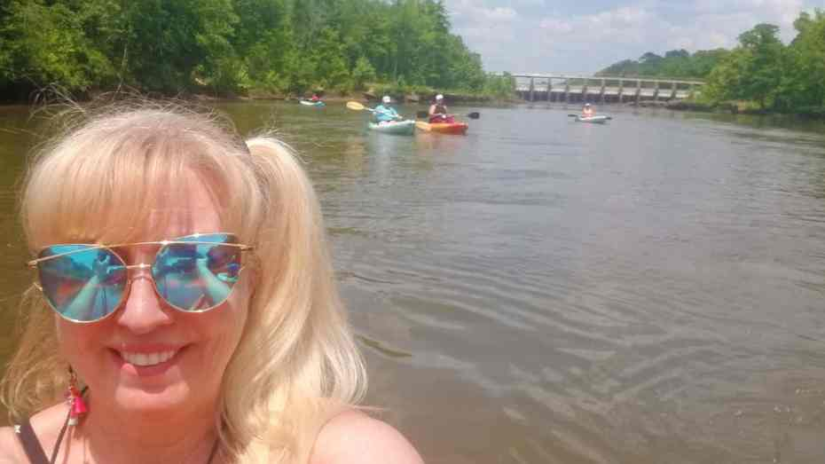 kayaking flint river georgia