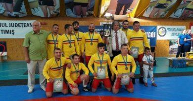 Lugoj Expres Echipele de lupte libere și greco-romane ale CSM Lugoj – campioane ale României lupte CSM Lugoj campione naționale