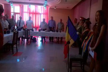 """Lugoj Expres 100 de ani de la înfiinţarea Diviziei 18 Mecanizată """"Decebal"""", aniversați la Lugoj preşedintele României Ordinul"""