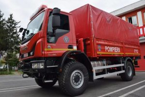 Lugoj Expres pompieri-autocamion-2