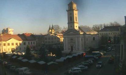 Lugoj Expres Târgul de Crăciun se deschide la 1 decembrie, de Ziua Națională a României târg de Crăciun Piața Iosif Constantin Drăgan Lugoj
