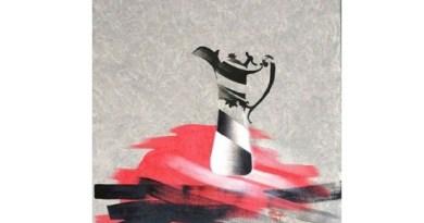 Lugoj Expres Viorica Buga expune la English Pub Art Club Lugoj Viorica Buga Uniunea Artiștilor Plastici filiala Lugoj expoziție de pictură English Pub Art Club Lugoj
