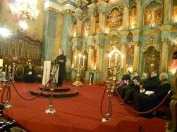 Lugoj Expres Întâlnire ecumenică. Reprezentanţii cultelor din Lugoj s-au rugat pentru unitatea creştinilor Octava de rugăciune pentru unitatea creștinilor întâlnire ecumenică la Lugoj eveniment ecumenic Lugoj Corala Filaret Barbu Lugoj Biserica Adormirea Maicii Domnului Lugoj