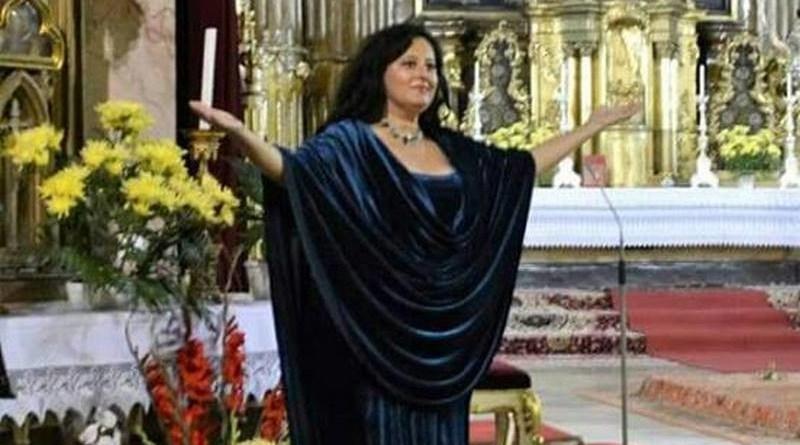 Lugoj Expres Mezzosoprana Aura Twarowska – ambasadoare a muzicii româneşti în lume muzica mezzosoprana lugojeni cu care ne mândrim Aura Twarowska ambasadoare