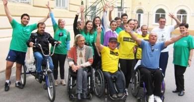 """Lugoj Expres Cupa toți diferiți, toți egali - ediția a XXI-a Lugoj handisport Cupa toți diferiți toți egali Clubul Sportiv al Handicapaţilor Fizic """"Maraton'93"""" Lugoj Clementina"""