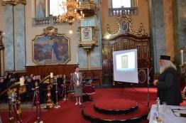 Lugoj Expres Mitropolitul Banatului, la conferința pastoral-misionară a preoților din protopopiatele Lugoj și Făget protopopiate preoți pictori bisericești Mitropolitul Banatului Lugoj Înaltpreasfințitul Ioan icoane Făget conferință