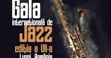 Lugoj Expres Gală Internațională de Jazz, la Lugoj proiect muzical Mariano Castro gală de jazz concert Berti Barbera