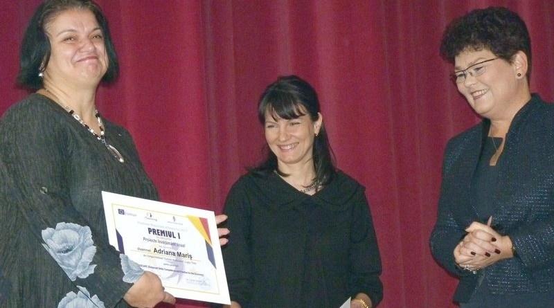 """Lugoj Expres """"ESCAPE"""" de la Brediceanu, cel mai bun proiect la nivel naţional premiu premiile naționale eTwinning 2017 Escape Colegiul Naţional """"Coriolan Brediceanu"""" Lugoj"""