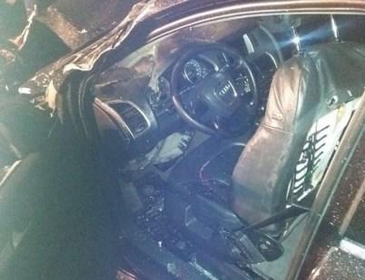 Lugoj Expres Impact violent pe DN 68A Lugoj-Deva, între un Audi și un TIR. Trei persoane au fost rănite victime TIR ISU Timiș Impact violent Făget dosar penal Audi accident Coșevița accident
