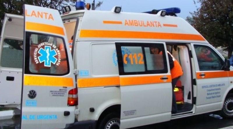 Lugoj Expres Accident provocat de un șofer beat. Un bărbat de 72 de ani a fost rănit vătămare corporală șofer rănit șofer beat Românești DJ 684 Dc 108 Curtea bărbat rănit alcoolemie accident