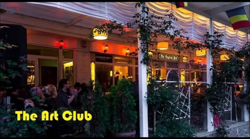 Lugoj Expres Expoziție de pictură și recital de chitară clasică, la English Pub vernisaj recital Rafael Matiaș pictura Paul Tudora expoziție eveniment cultural English Pub Art Club chitară clasică
