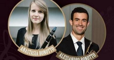 Lugoj Expres Concert dedicat Centenarului Unirii SUA muzicieni concert Centenarul Unirii asociația FOA Anastasia Bonotto Alessandro Bonotto
