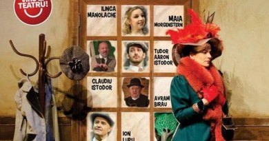 Lugoj Expres Profesiunea Doamnei Warren, la Teatrul din Lugoj teatrul din Lugoj teatru spectacol Profesiunea Doamnei Warren piesă Maia Morgenstern