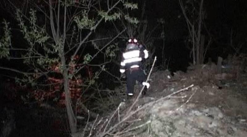 Lugoj Expres Cinci tineri rătăciți în zona platoului Padeș, salvați după patru ore de căutări tineri rătăciți salvare platoul Padeș Nădrag ISU Timiș căutare alertă