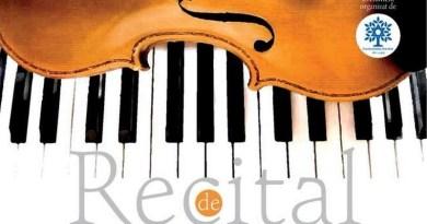 Lugoj Expres Recital de vioară și pian, la Sinagoga din Lugoj vioară Sorin Dogariu Sinagoga Lugoj recital pian Julia Semenova concert cameral Comunitatea Evreilor Lugoj