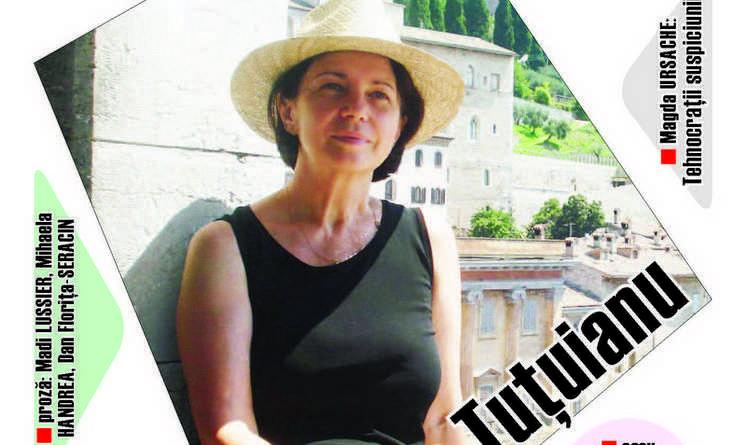 Lugoj Expres A apărut numărul 83 al revistei Actualitatea literară scriitori revistă proză poezie literară librării editorial actualitatea literară