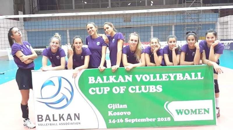Lugoj Expres CSM Lugoj - în lupta pentru medalia de aur la Cupa Balcanică volei feminin volei succes medalie Lugoj Cupa Balcanică CSM Lugoj BVA Cup