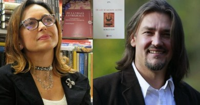 Lugoj Expres Două cărți se lansează la Casa Bredicenilor lansare de carte lansare eveniment dublă lansare două cărți Casa Bredicenilor carte Camelia Burghele Borco Ilin