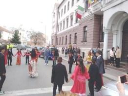 Lugoj Expres Ziua Internațională a Romilor, marcată la Lugoj ziua romilor la Lugoj ziua internațională a romilor sărbătoarea etniei romilor romi DASC Lugoj
