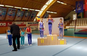 Lugoj Expres CSS Lugoj gimnastica 4