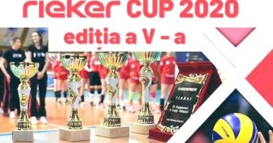 Lugoj Expres Turneu de volei: Rieker Cup 2020 - ediția a V-a volei turneu program premiere festivitate Cupa Rieker CSU Politehnica Timișoara CSȘ Lugoj CSM Timișoara CS Victoria Nădlac