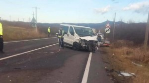 Lugoj Expres accident DN6 1