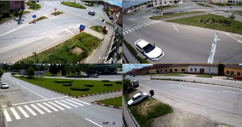 Lugoj Expres Camere de supravegere video, pe toate arterele cu trafic intens din Lugoj trafic teste supravegherea traficului supraveghere video sistem supravegere siguranța cetățenilor primăria lugoj poliția locală Lugoj investiție camere video artere