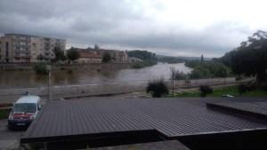 Lugoj Expres inundatii Lugoj Pod de Fier 10