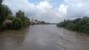 Lugoj Expres inundatii Lugoj Pod de Fier 4