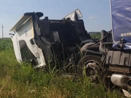 Lugoj Expres Viteza a mai făcut o victimă pe DN6 Lugoj - Caransebeș viteză victime SMURD Lugoj Impact violent Găvojdia elicopterul SMURD DN6 descarcerare decedat contrasens circulație oprită Caransebeș accident DN6 accident